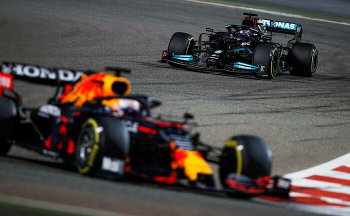 Rennen in Bahrain
