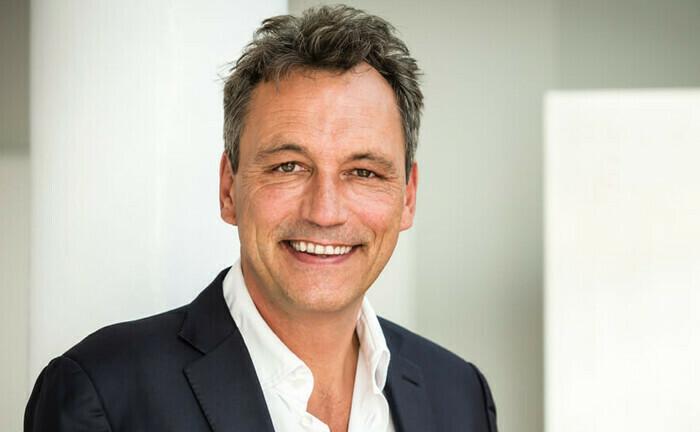 Steffen Pauls, Gründer und Chef von Moonfare
