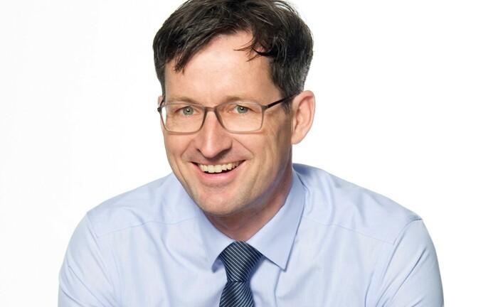Jens Minnemann von der Vision for Finance