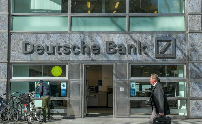 Filiale der Deutschen Bank am Berliner Kurfürstendamm