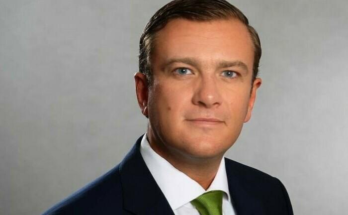 Marc Baumgärtner kam 2008 zur Commerzbank