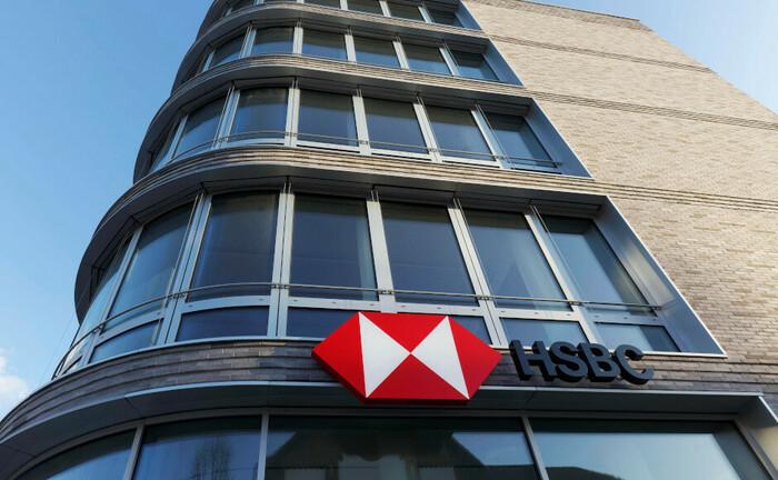 Stammhaus der HSBC Deutschland