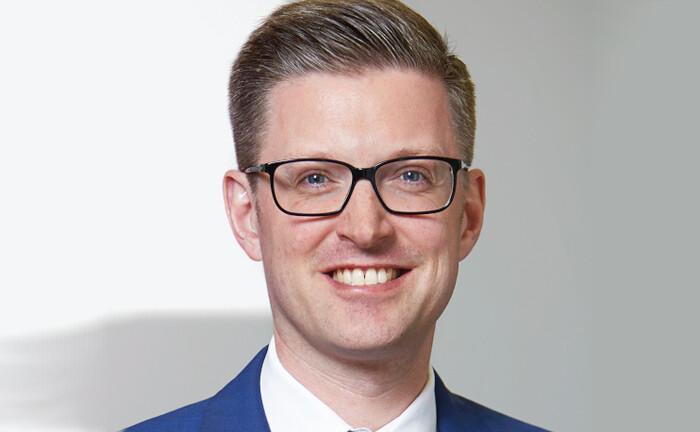 Dirk Bradtmüller: Der ehemalige Vertriebsdirektor betreut bei M&G nun Großkunden.|© M&G