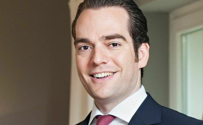 Philipp Lennertz, geschäftsführender Gesellschafter von Lennertz & Co.
