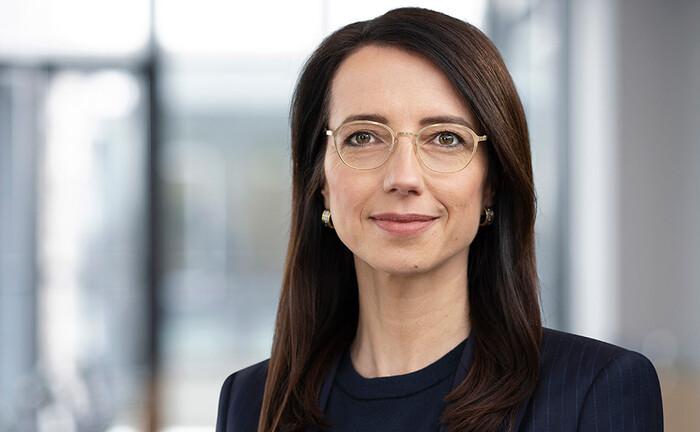 Jenny Friese von der Apobank