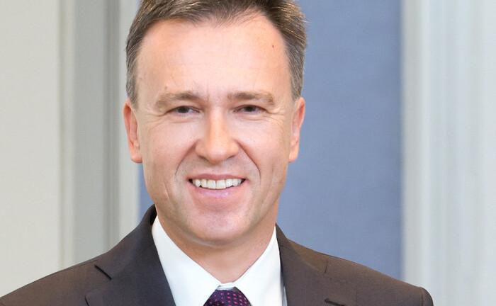 Christian Jauk, Vorstandsvorsitzender der Capital Bank und Chef der Grawe-Bankengruppe
