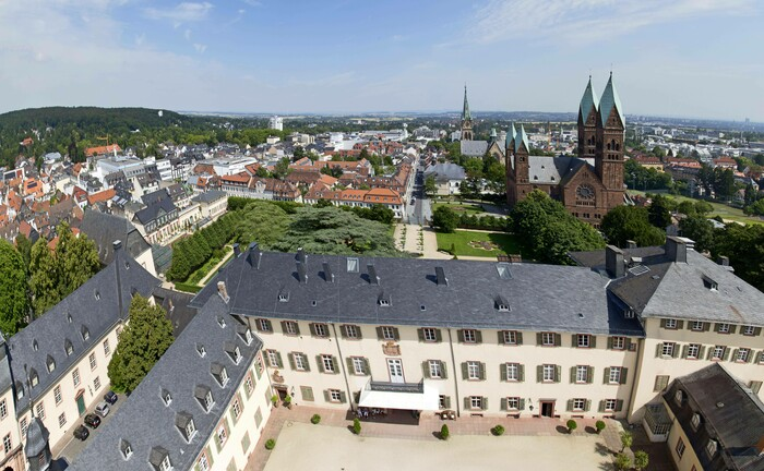 Bad Homburg: In der hessischen Kleinstadt befindet sich die Hauptniederlassung von HQ Trust|© Imago Images / Panthermedia