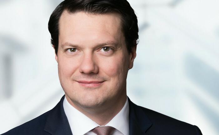 Robert Kelm, neuer Niederlassungsleiter von HSBC Private Banking in Frankfurt