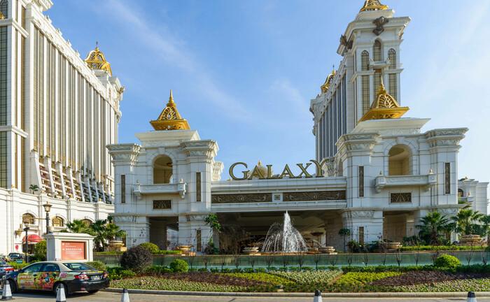 Spielcasino Galaxy Entertainment Resort in Macau