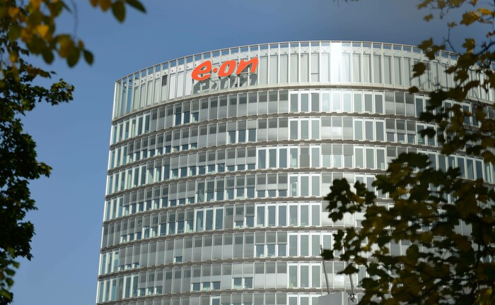 Die Eon-Zentrale in Essen