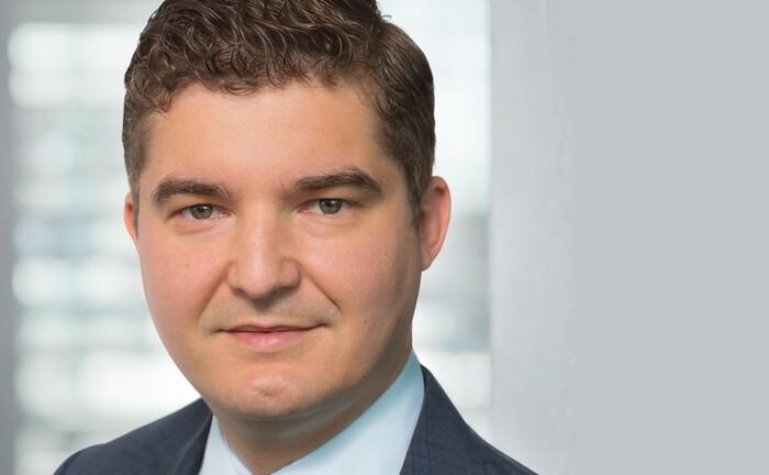 Patrick Schwiertz, Leiter Nachhaltigkeit und ESG bei der LBBW