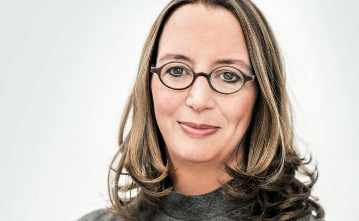 Ute Gerbaulet, seit 2017 persönlich haftende Gesellschafterin des Bankhaus Lampe