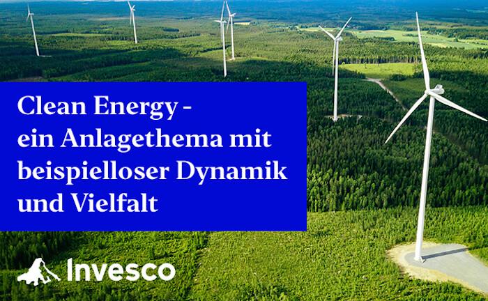 Die Energiewende nimmt Fahrt auf