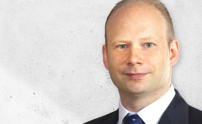 Loki Zanini von der Deutschen Familienversicherung: Der neue Leiter Kapitalanlage kommt von der Helaba Invest|© Loki Zanini