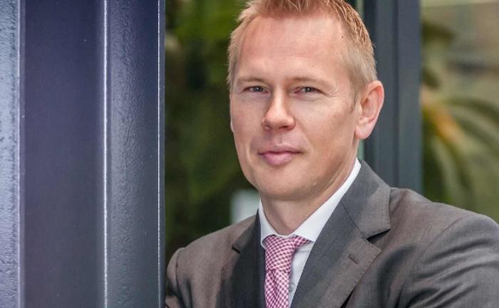 Talanx-Vorstand Fabian von Löbbecke