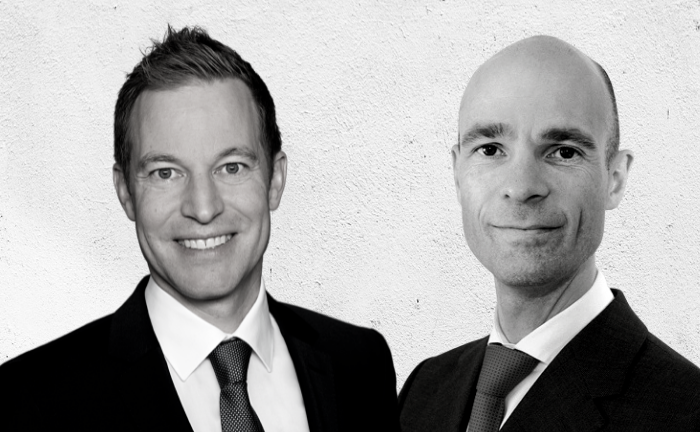 Kevin-Matthias Gruber und Alexander Binz von Circle Eleven: Ein systematisch aufgebautes Portfolio kann nach sieben Jahren ausschütten.|© Circle Eleven