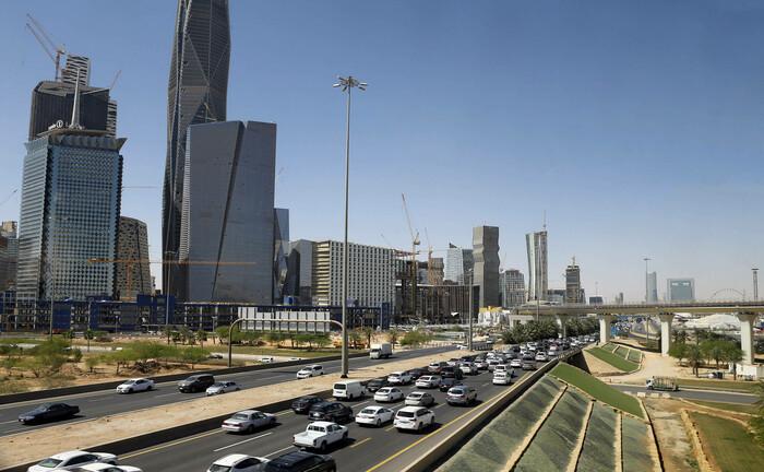 Saudi-Arabiens Hauptstadt Riad