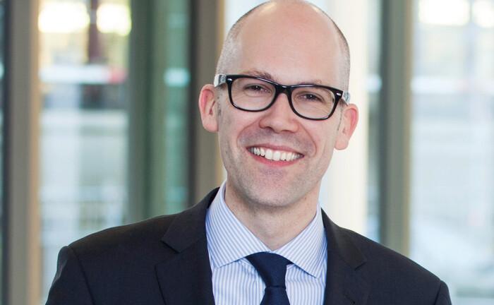 Klaus Naeve von der Berenberg Bank