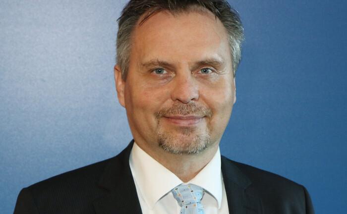 Maik Schneider von der HVB: Er will nicht nur passende Fonds selektieren, sondern sich am zukünftigen Design der nachhaltigen Geldanlage beteiligen.|© Hypovereinsbank-Unicredit