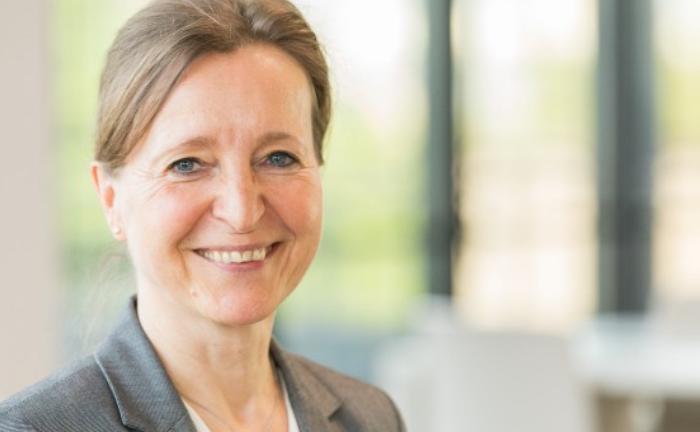 Annette Hetzenegger von der DEVK