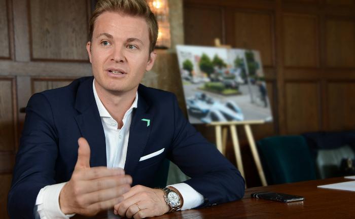 Nico Rosberg von Julius Bär: Der ehemalige Formel-1-Weltmeister engagiert sich seit einigen Jahren für nachhaltige Themen.|© imago images / Tagesspiegel