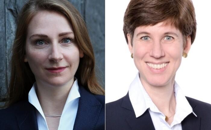 Maren Gräfe und Claudia Klümpen-Neusel gründen eine neue Beratungsgesellschaft