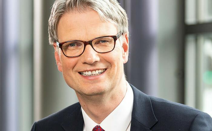 Frank Krause, Direktor Private Banking bei der Haspa