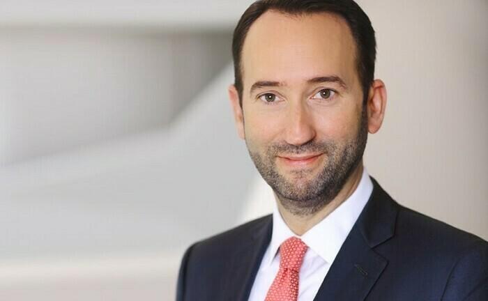 Jörg Frischholz, Privatkunden- und damit Private-Banking-Vorstand der HVB
