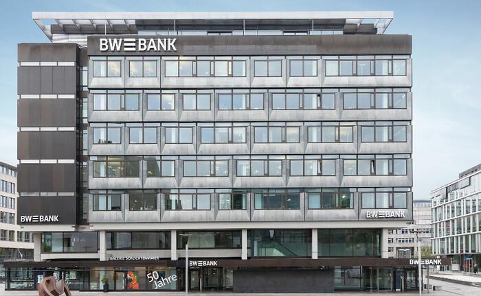 Hauptsitz der Baden-Württembergischen Bank
