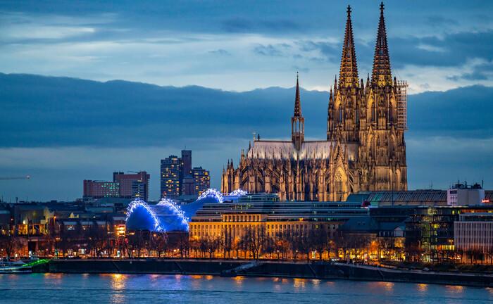 Köln: Der Asset Manager hat seinen Sitz in der Dom-Metropole|© Imago Images / Jochen Tack