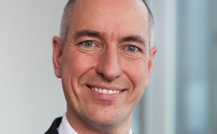Thomas Leicher, Kapitalmarkt-Chef bei der Helaba: Spätestens 2022 wechselt der Top-Manager zur Deka|© Helaba