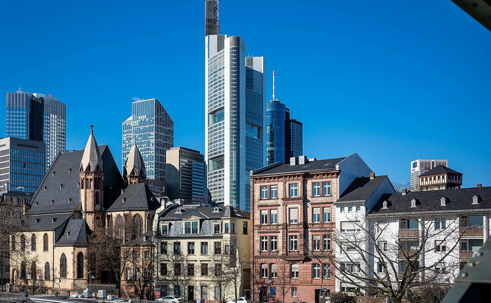 Wohn- und Bürogebäude in Frankfurt