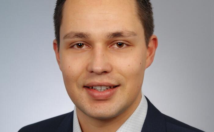Jonas Köberle von KC Risk