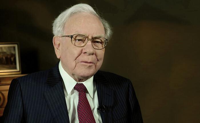 Warren Buffett, CEO der Beteiligungsgesellschaft Berkshire Hathaway