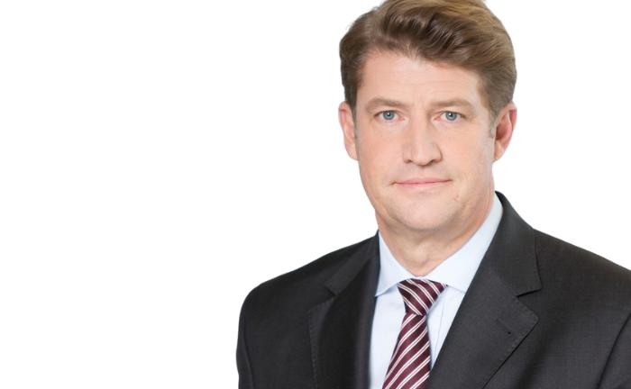 Jochen Klösges von der E.R. Capital Holding