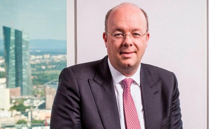 Christian Nolting, Chefanlagestratege der Deutsche Bank Wealth Management