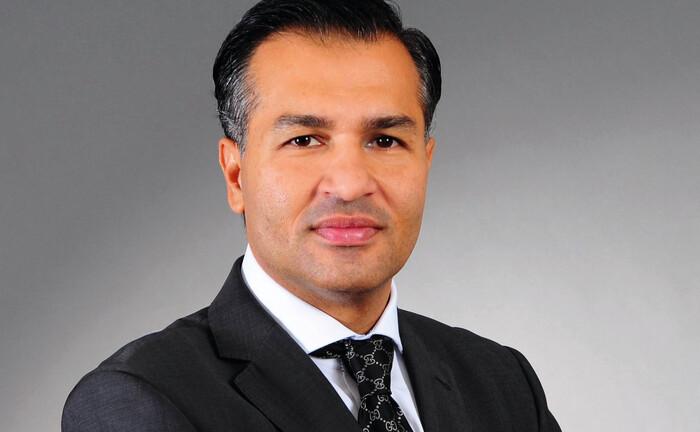 Nasim Amini von der Hypovereinsbank