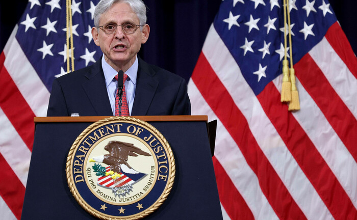 US-Justizminister Merrick Garland