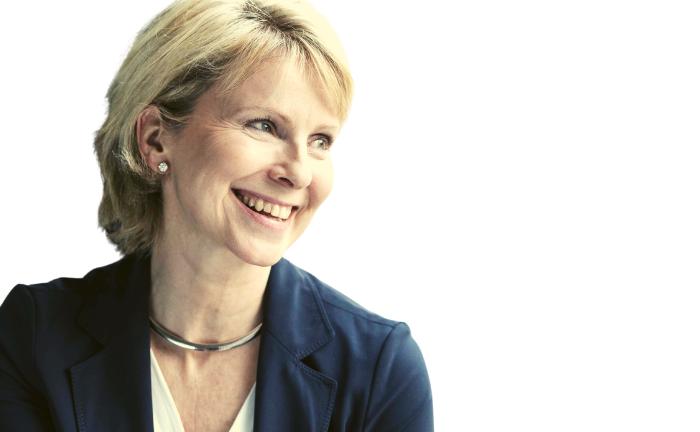 Christine Novakovic von der UBS