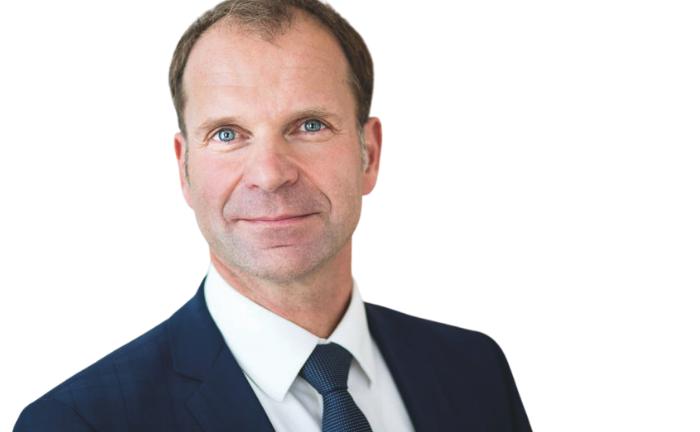 Ralph Kempcke, Geschäftsführer von Agusta