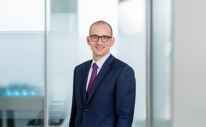 Henrik Pontzen, Leiter für ESG-Themen bei Union Investment