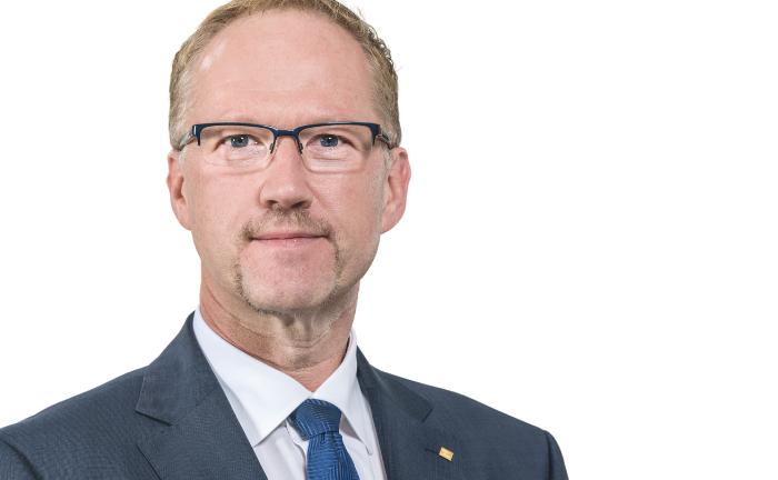 Peter Schirmbeck, Vorstandsvorsitzender der DZ Privatbank