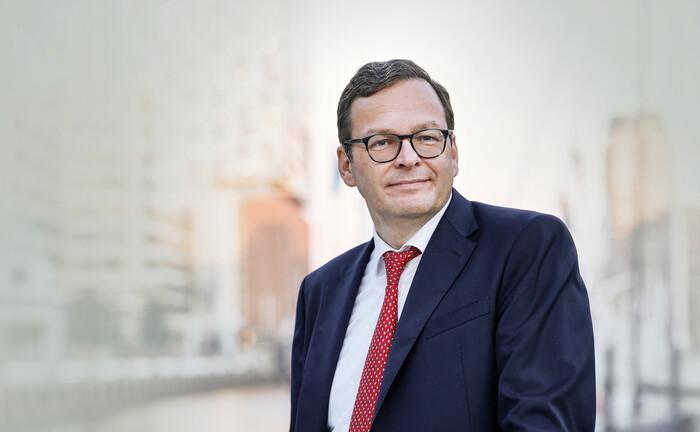 Marcus Vitt, Sprecher des Vorstands von Donner und Reuschel