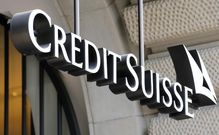 Logo von Credit Suisse