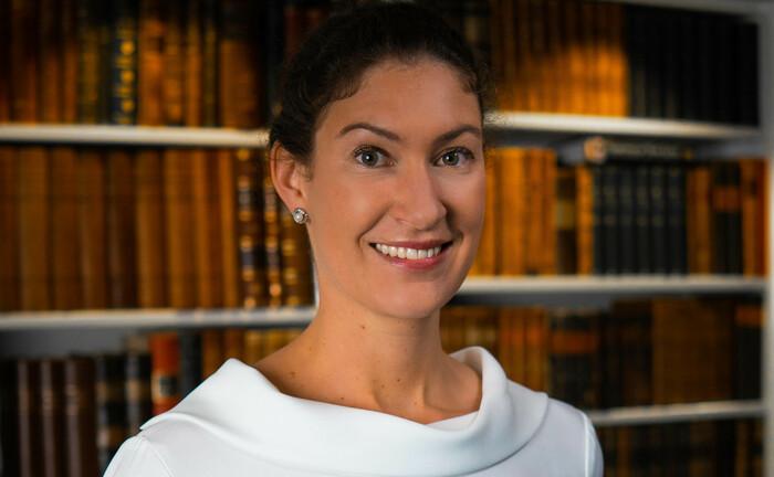 Inès Bartsch, Geschäftsführerin von CIS Asset Management