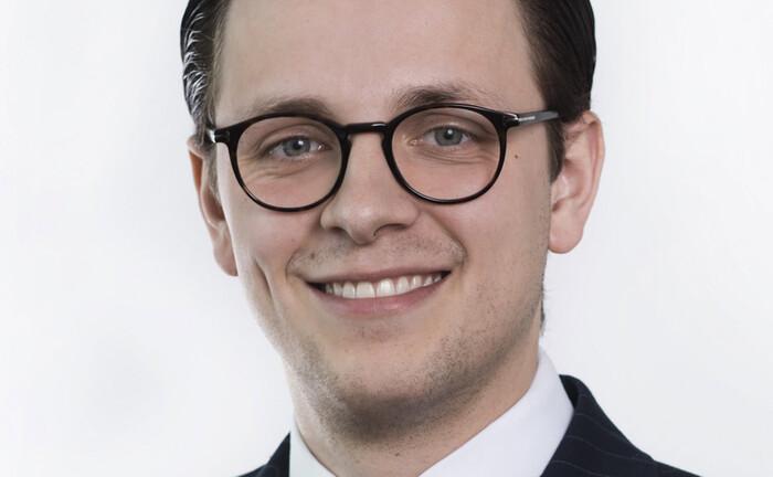 Maximilian Neupert geht von GAM Investments zu Comgest