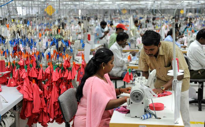 Nachhaltige Textilproduktion in Indien