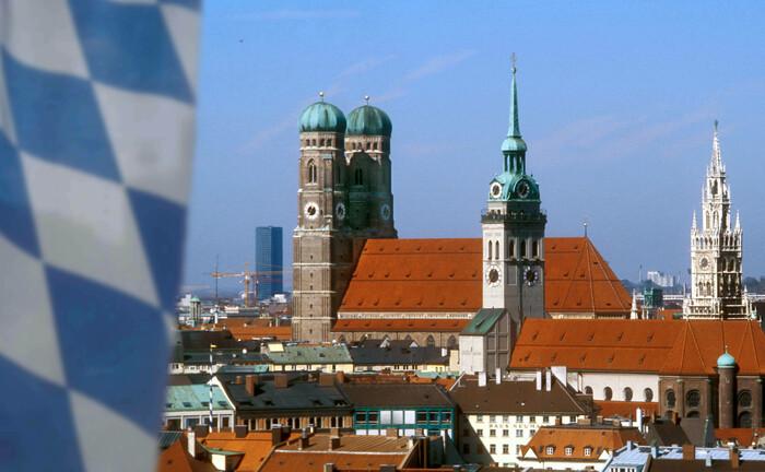 In München hat die Bayerische Versorgungskammer ihren Hauptsitz