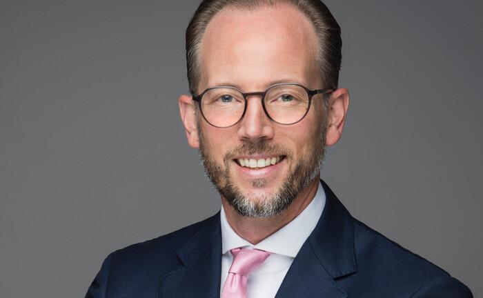 Oliver Rahe von Goldman Sachs Asset Management