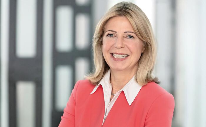Anja Mikus leitet den Fonds seit 2017
